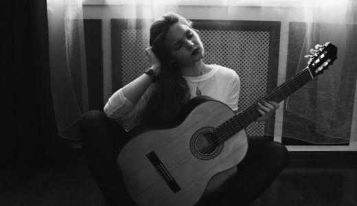 ギターは音符が読めなくても問題ない!?まずはタブ譜を理解しよう